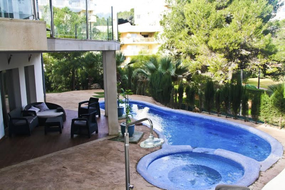 Magaluf vacation rental with