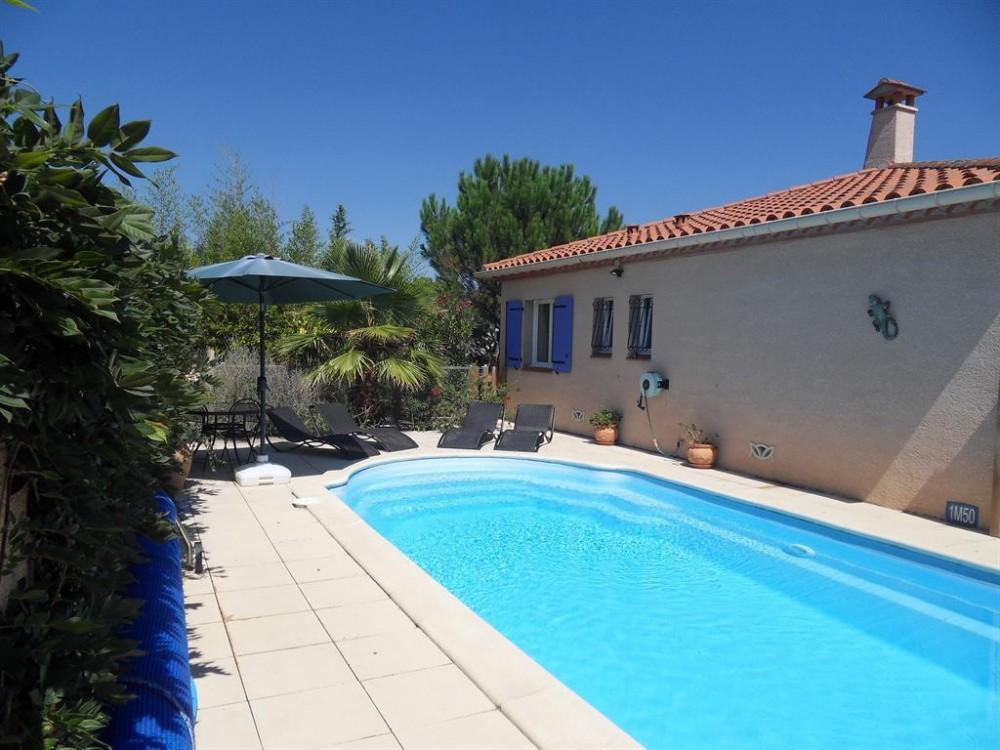 Maureillas-las-Illas vacation rental with Private heated pool