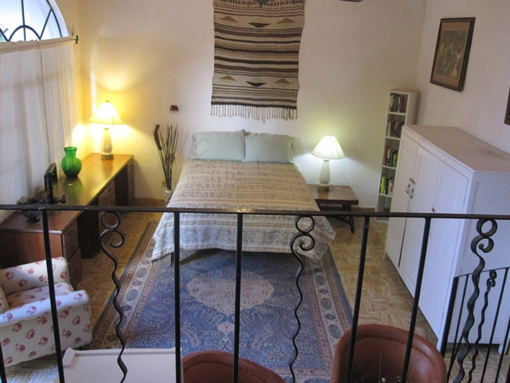 Alamos vacation rental with Lower Casita