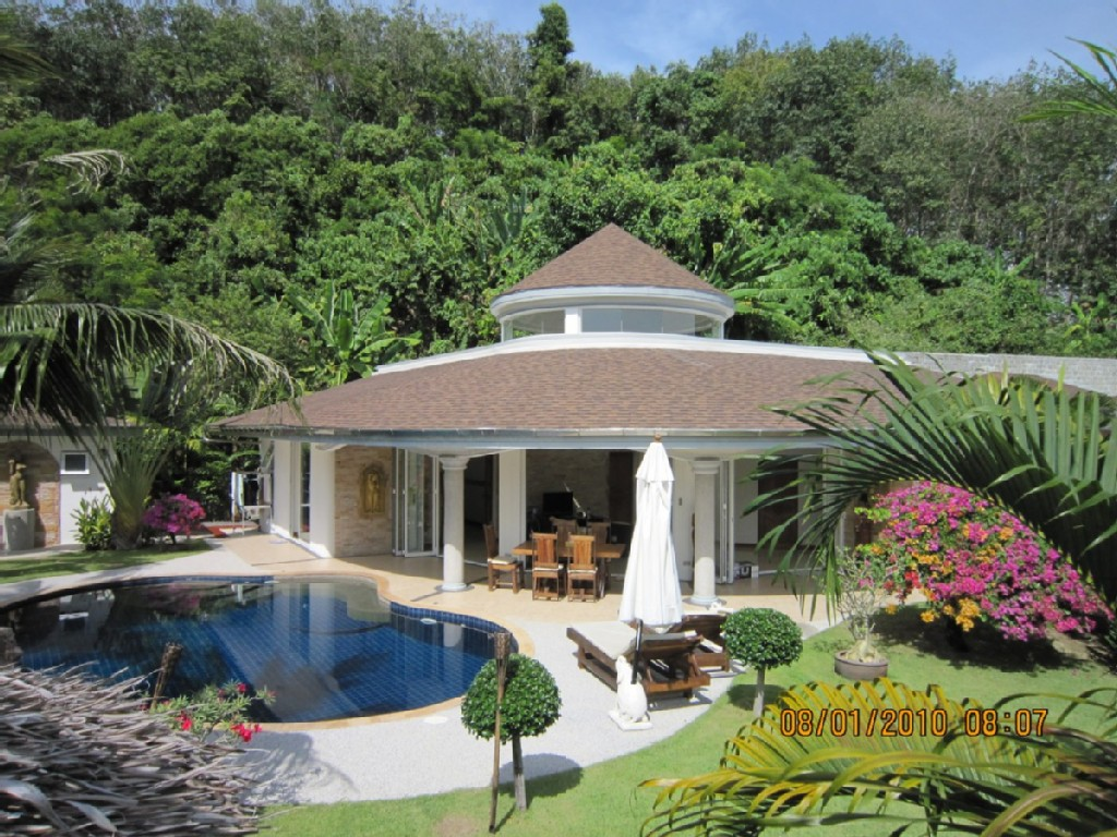 3 Bed Short Term Rental Villa Phuket