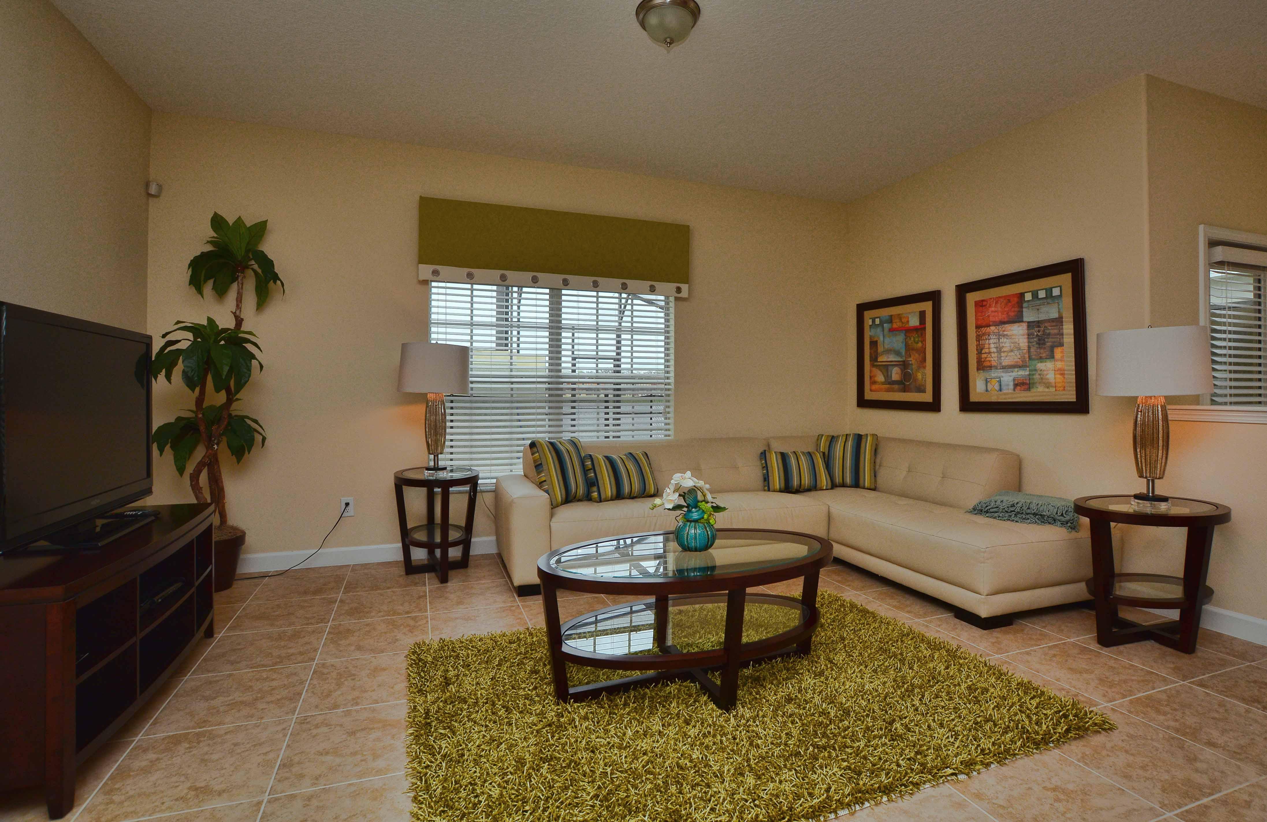 5 Bed Short Term Rental House Paradise Palms