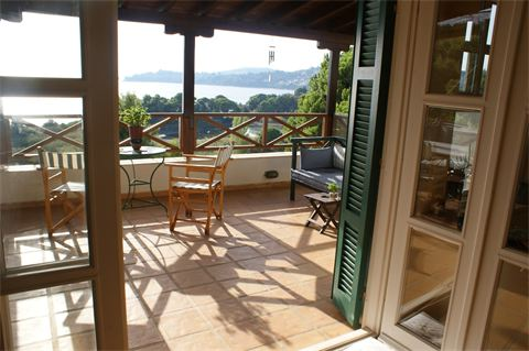 2 Bed Short Term Rental Villa Skiathos