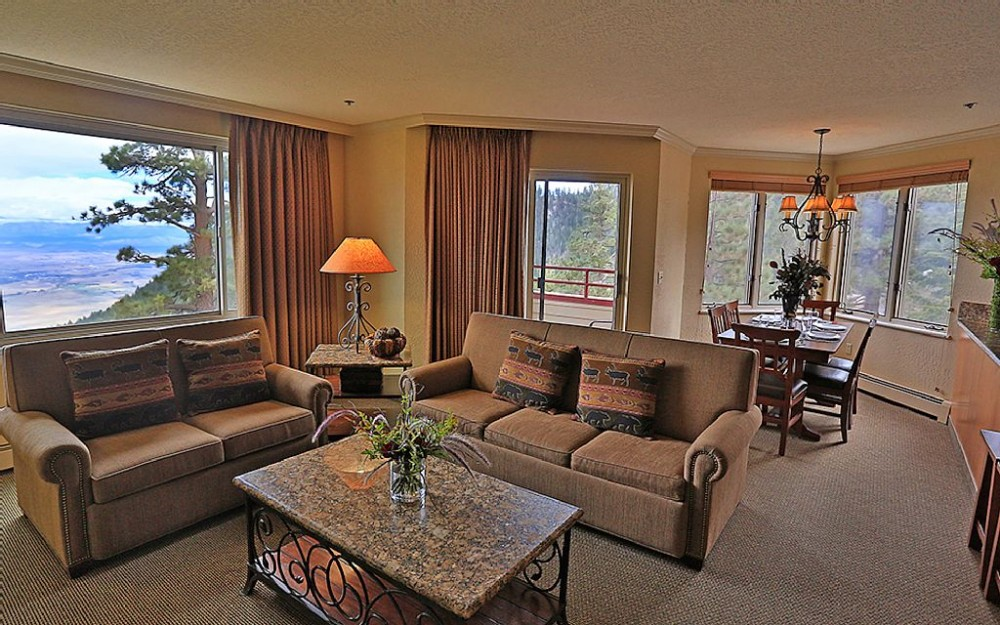Heavenly Valley vacation rental with