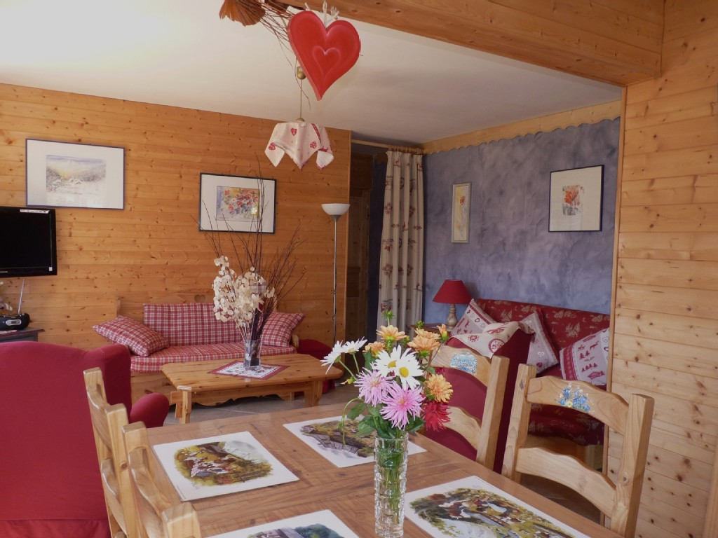 WELCOME TO HOUSE BEL AIR IN GERARDMER COTTAGE 3 STARS 2-6 PERS