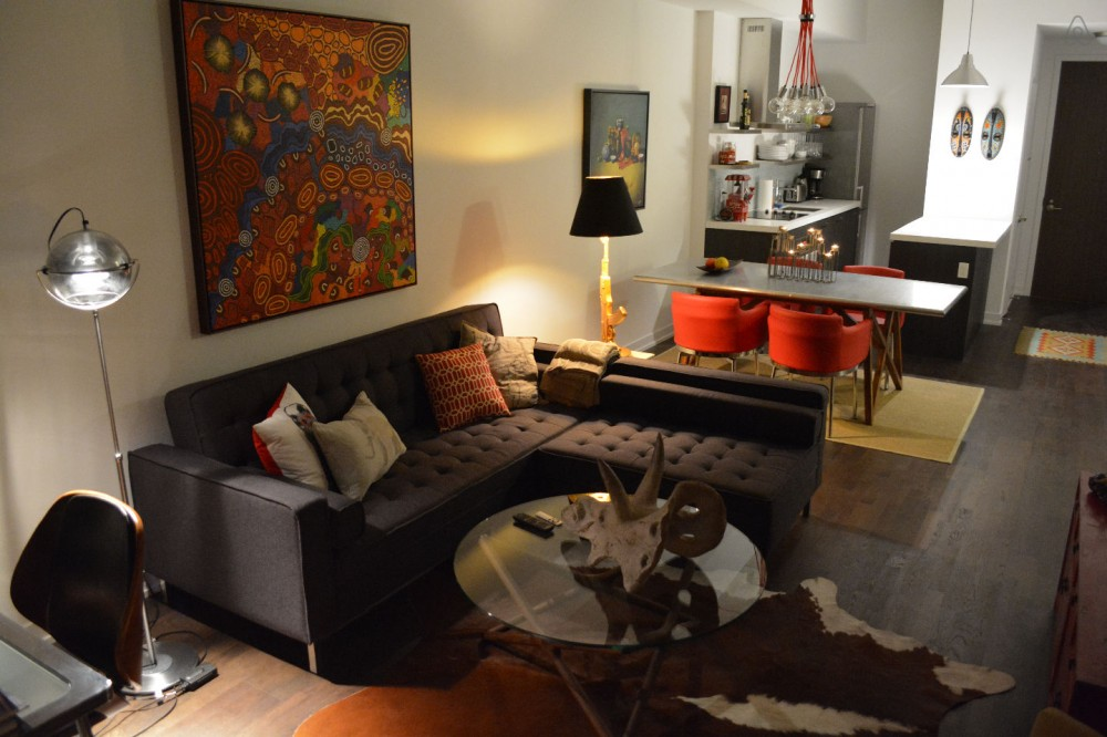 Toronto vacation rental with