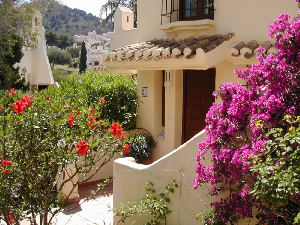 Cartagena, Murcia vacation rental with Front Entrance