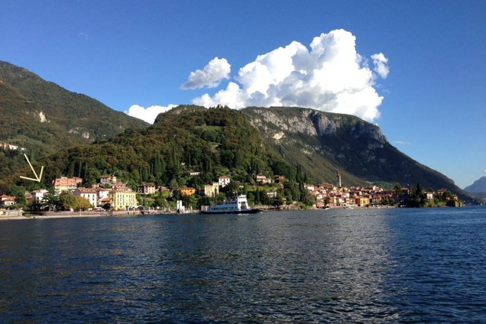 Lake Como vacation rental with