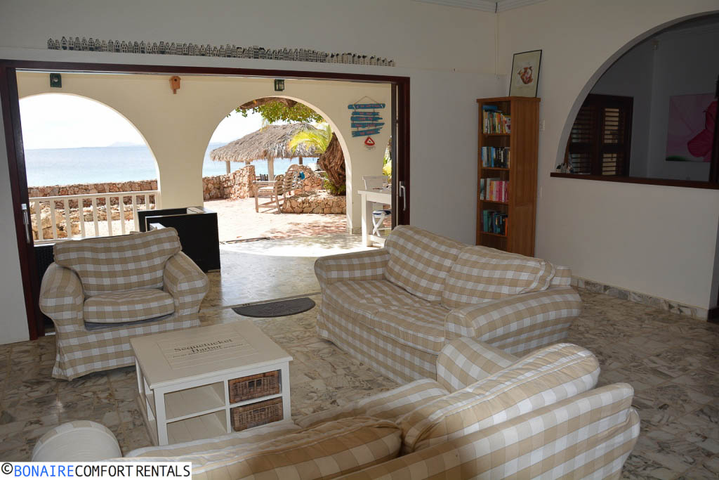 3 Bed Short Term Rental Villa Kralendijk