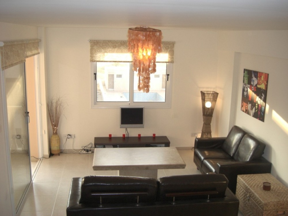 Kapparis vacation rental with Spacious Lounge with access out to Balcony