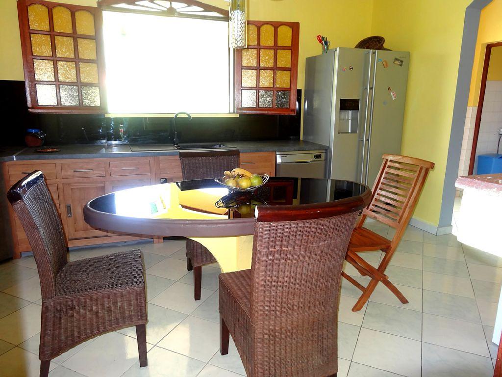 4 Bed Short Term Rental Villa Gosier