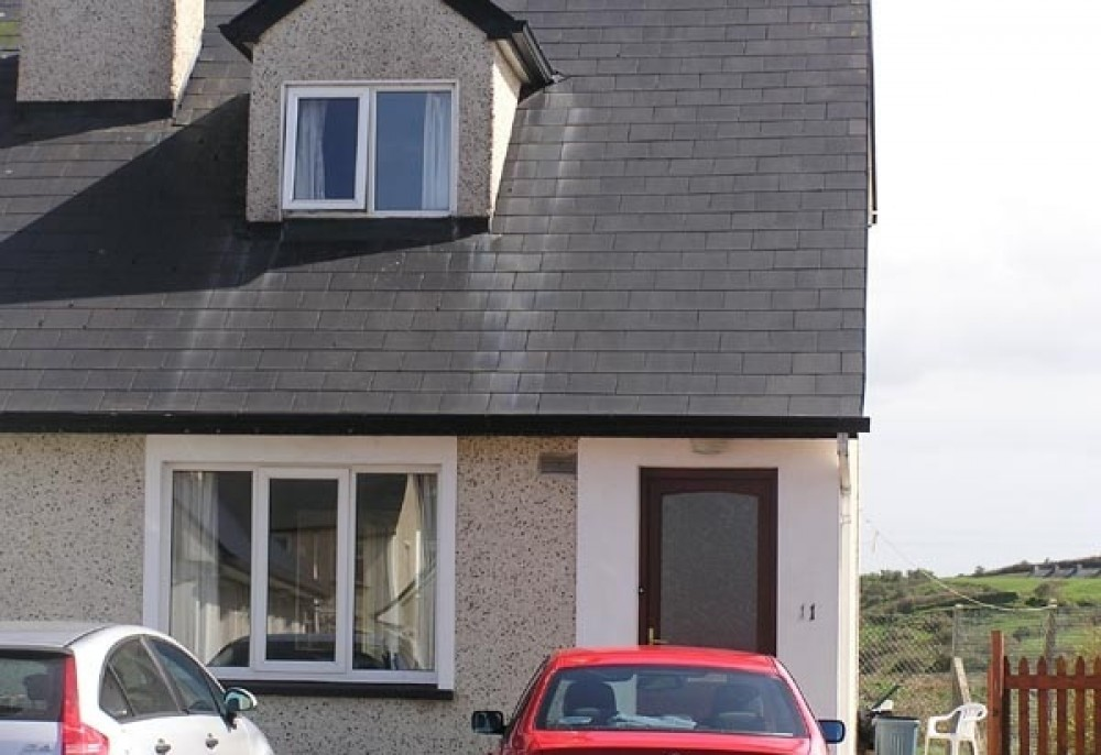 Enniscrone vacation rental with