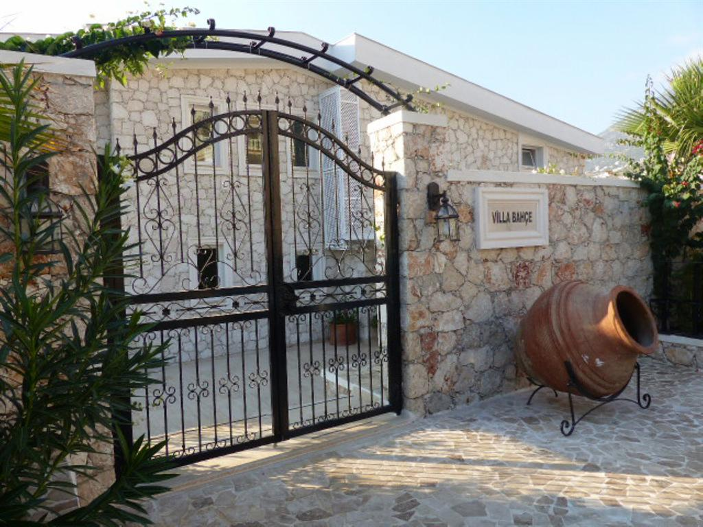 6 Bed Short Term Rental Villa Kalkan Town