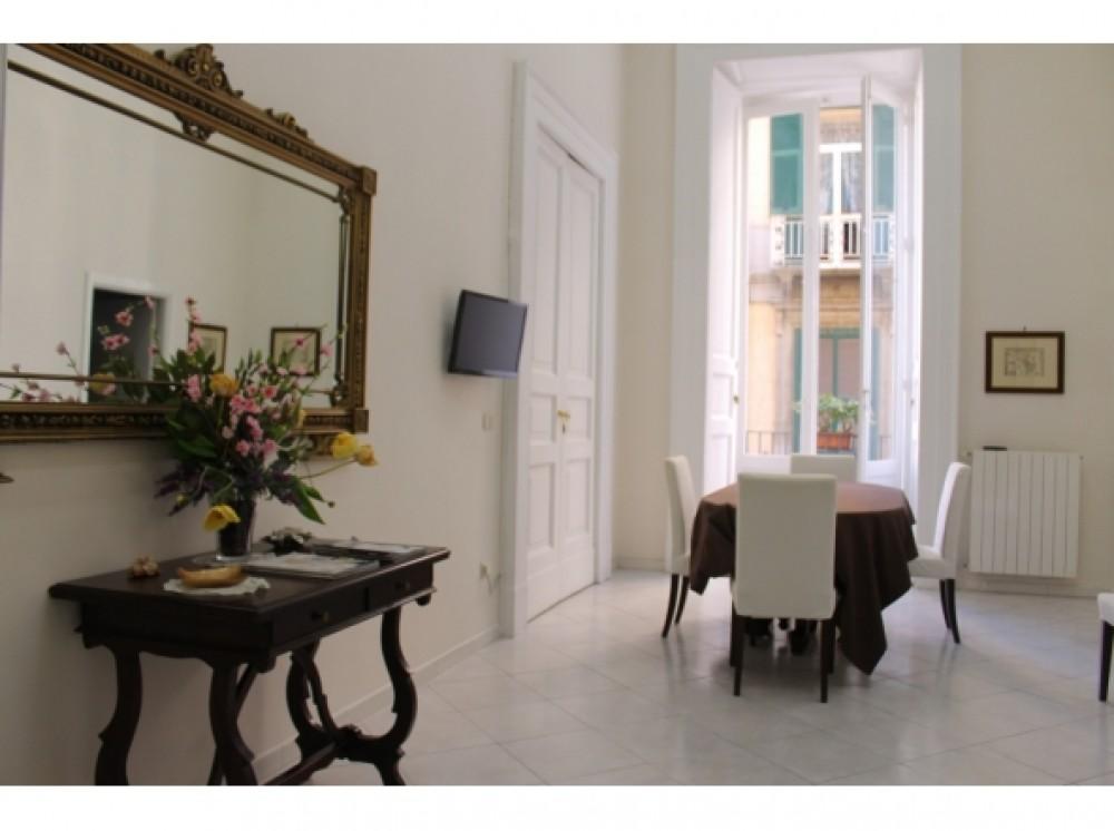 Naples - Napoli vacation rental with soggiorno; camera da pranzo