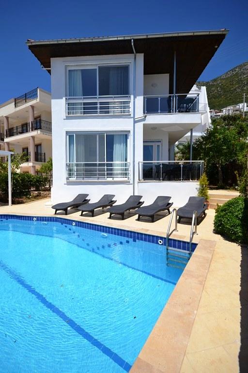 Villa Teoman-4 Bedroom Villa With Amazing View