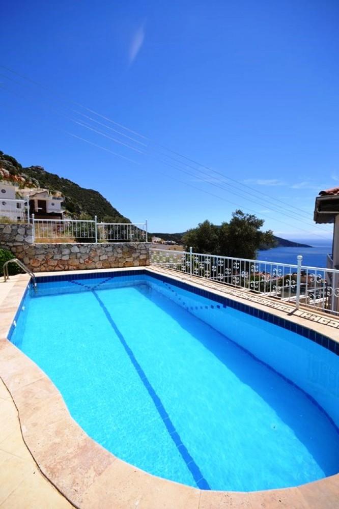 Kalkan vacation rental with