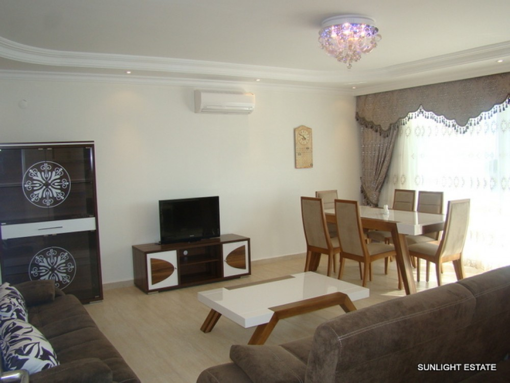 Alanya vacation rental with