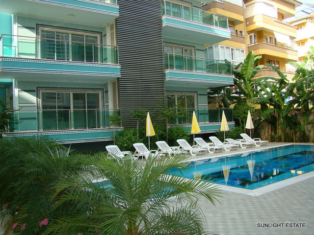 2 Bed Short Term Rental Apartment Alanya