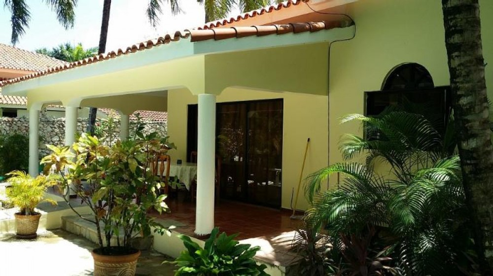 Sosua vacation rental with