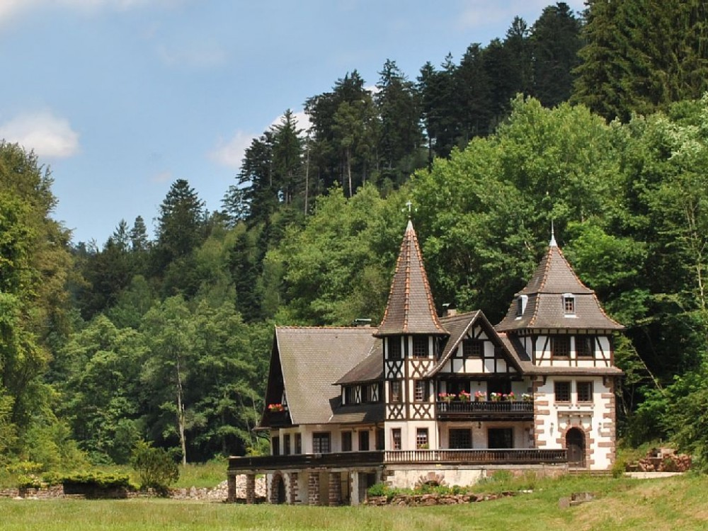 Saverne area vacation rental with