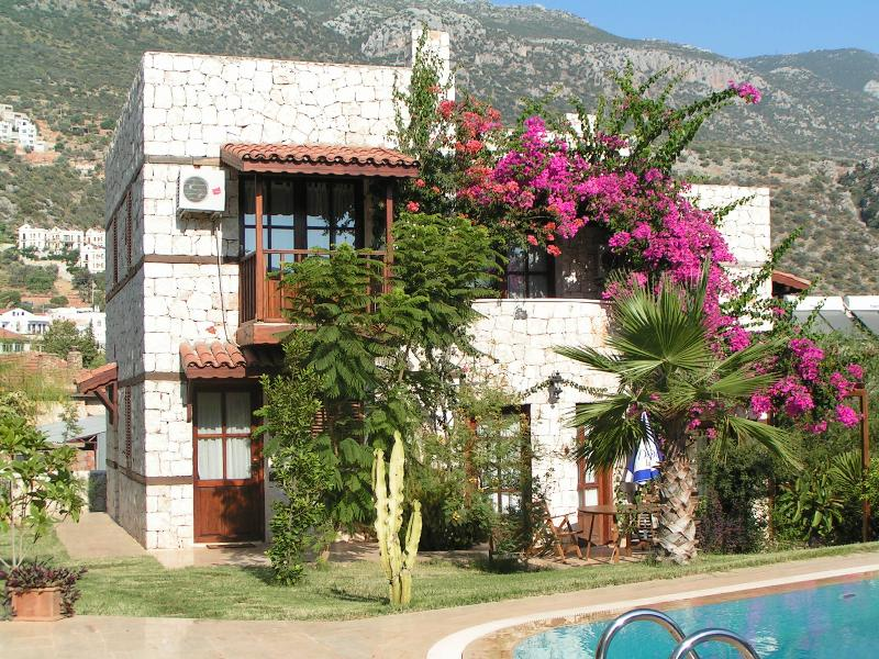 2 Bed Short Term Rental Villa Kalkan Town