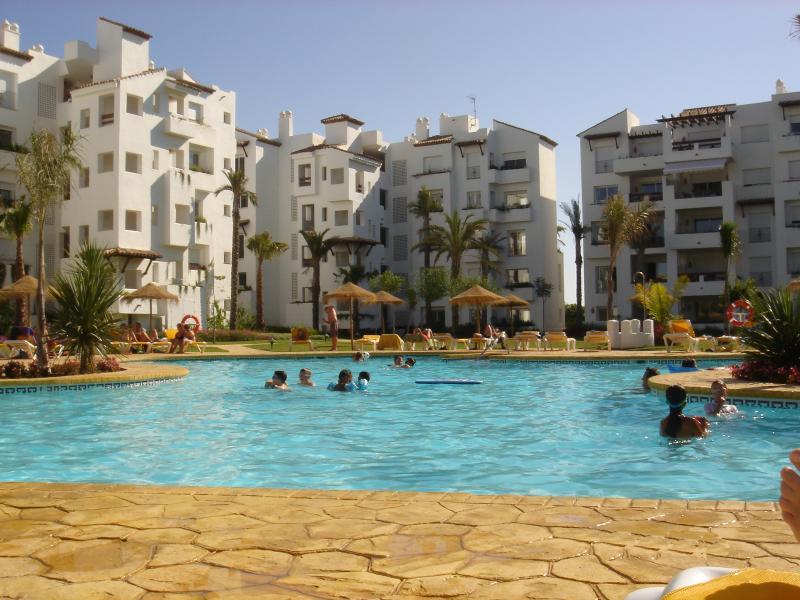 2 Bed Short Term Rental Apartment Estepona