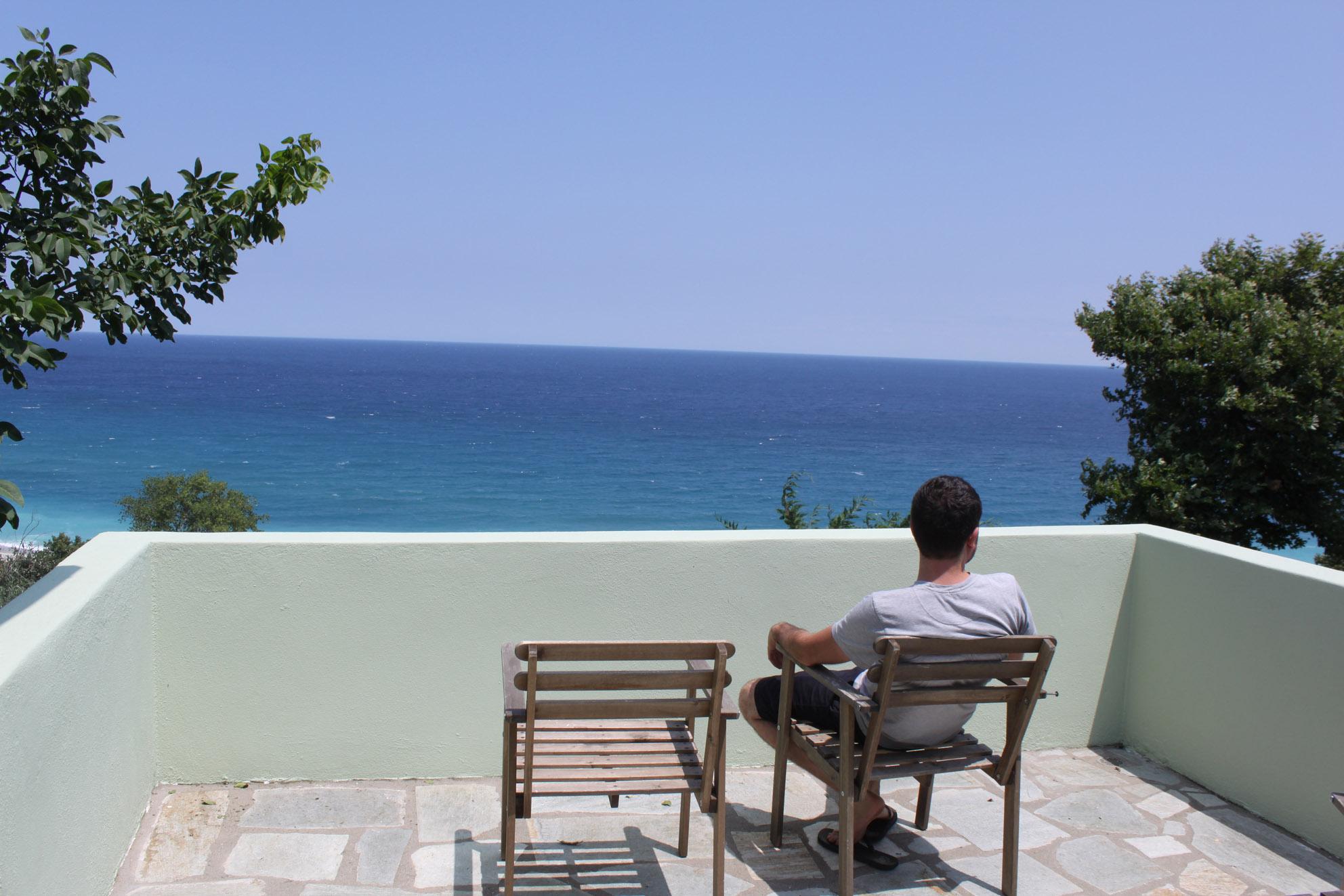 2 Bed Short Term Rental Apartment Karpathos