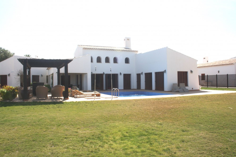 Murcia vacation rental with VILLA GARDEN AND POOL