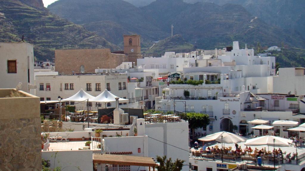 1 Bed Short Term Rental Apartment Mojacar Pueblo