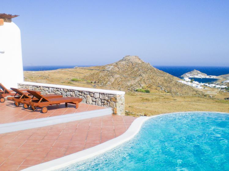 Tranquil Villa in Mykonos, Kalafati