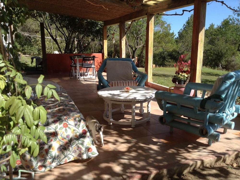 San Carlos vacation rental with terrace, chillout ,seaview
