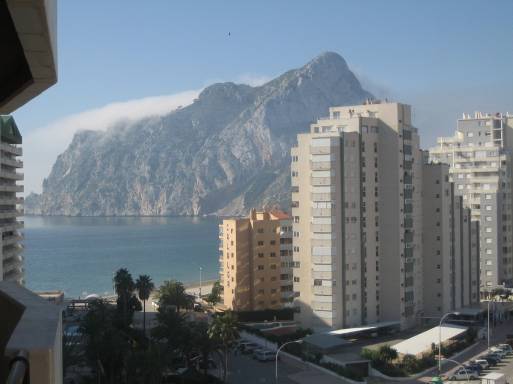 2 Bed Short Term Rental Apartment Calpe