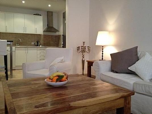 2 Bed Short Term Rental Apartment Palma Old town