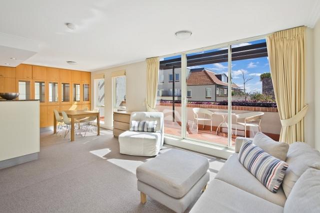 2 Bed Short Term Rental Apartment Balmoral Beach