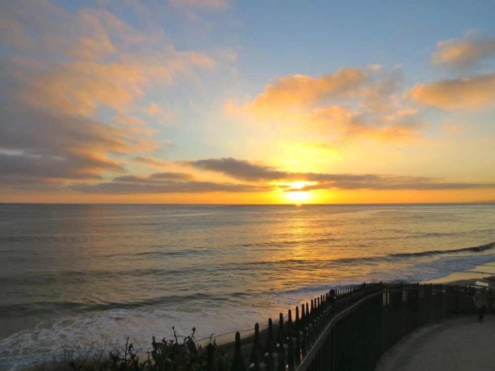 dana point vacation rental with Gorgeous sunsets !!