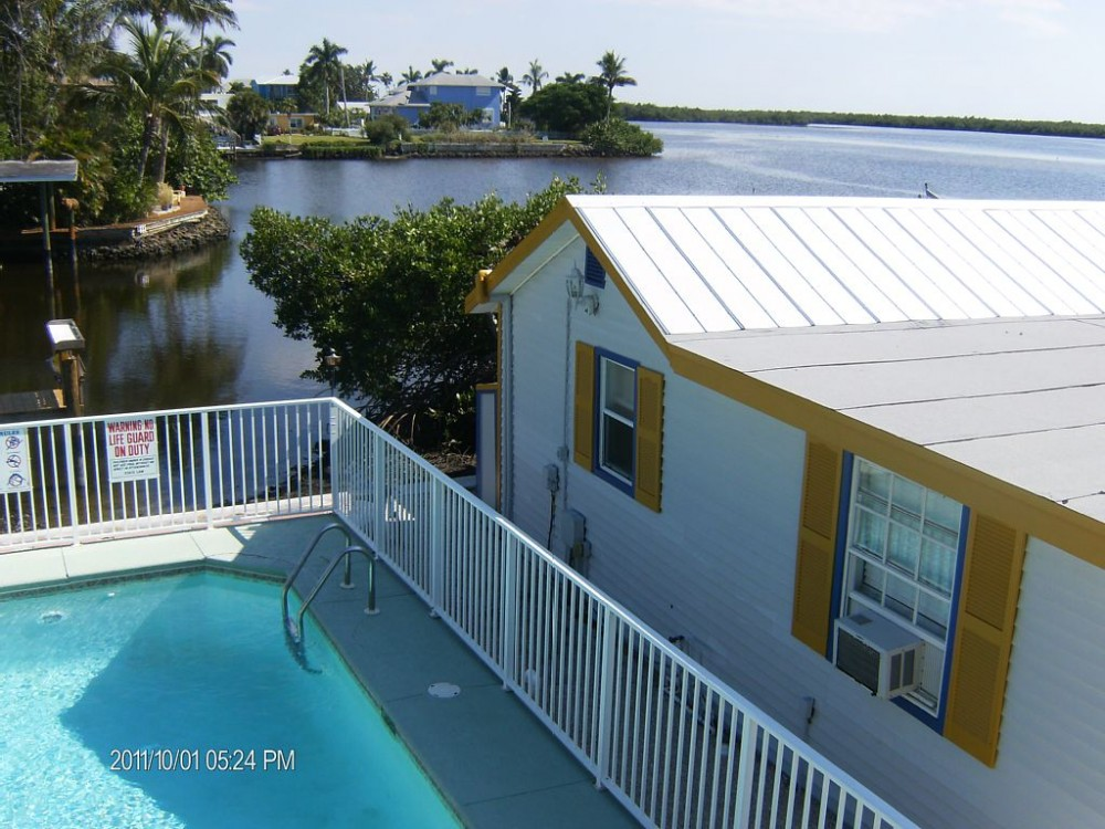 pine island vacation rental with