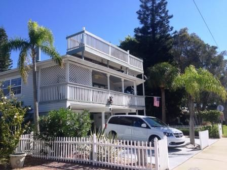 Amazing Key West Style Beach House at the Beach!!! Two Kitchens, Elevator, Bicycles, Amenities, More!!!