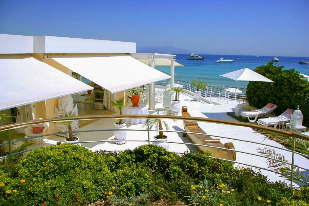 4 Bed Short Term Rental Villa Cap D Antibes