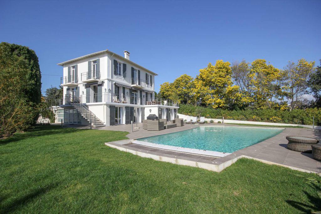 4 Bed Short Term Rental Villa Cannes
