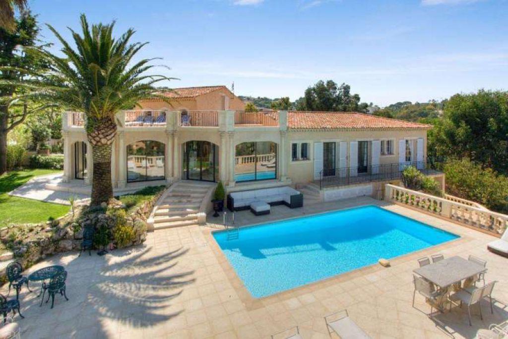8 Bed Short Term Rental Villa Cannes