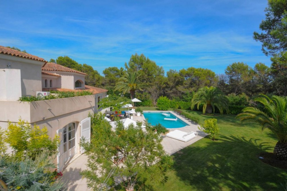 Mougins vacation rental with