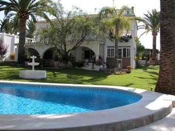5 Bed Short Term Rental Villa Costa Del Sol Marbella