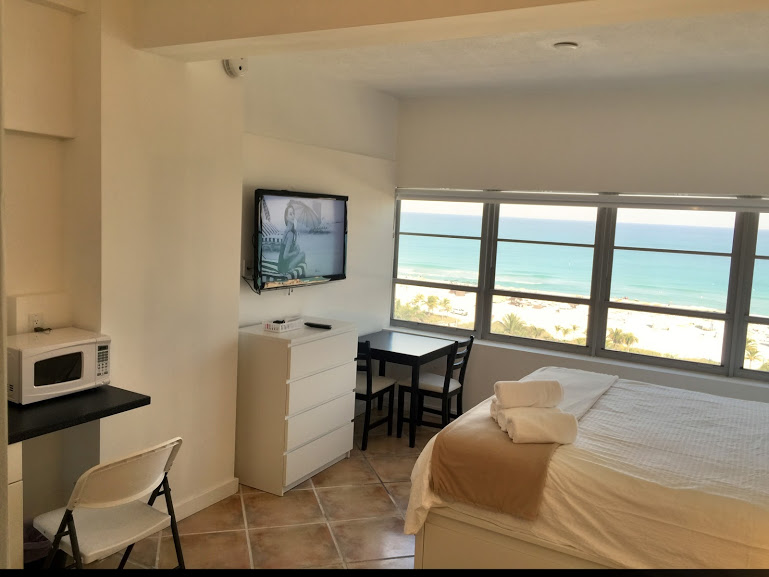 1 Bed Short Term Rental Accommodation Miami Beach