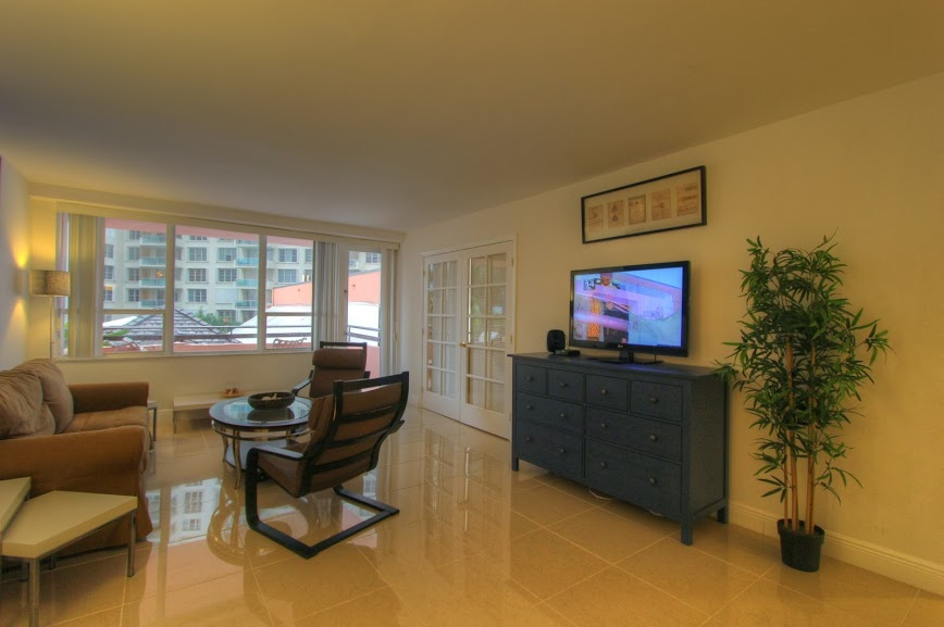2 Bed Short Term Rental Apartment Miami Beach