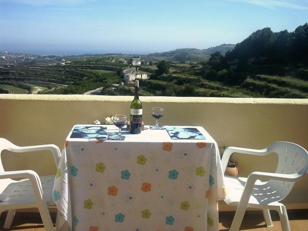 Teulada vacation rental with