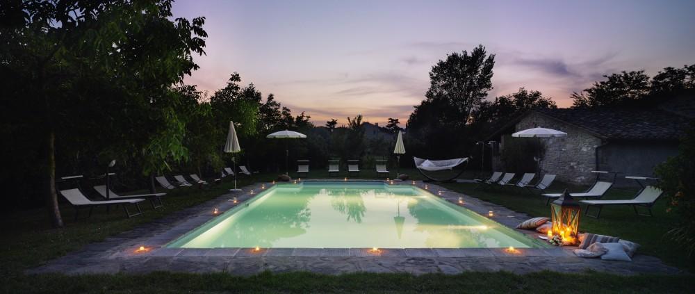 Cortona vacation rental with