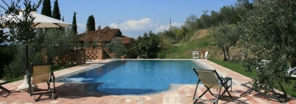 Castiglion Fiorentino vacation rental with
