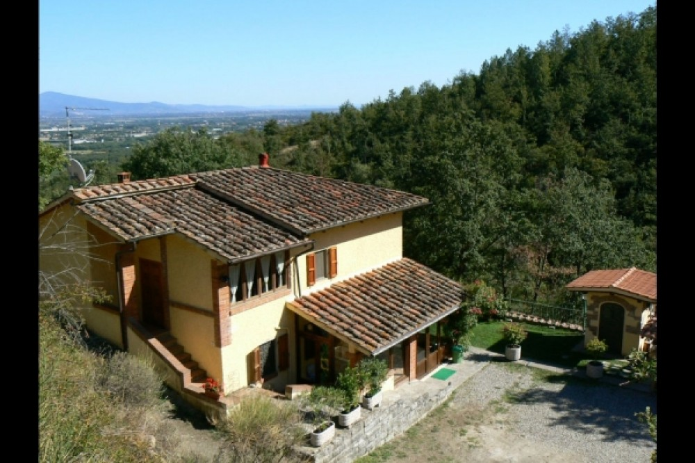 Arezzo vacation rental with