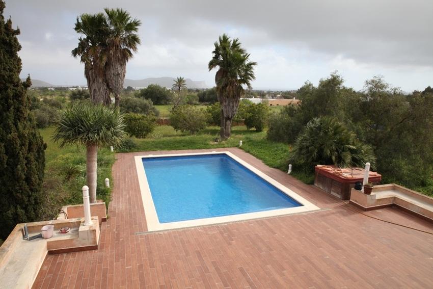 4 Bed Short Term Rental Villa Ibiza Town