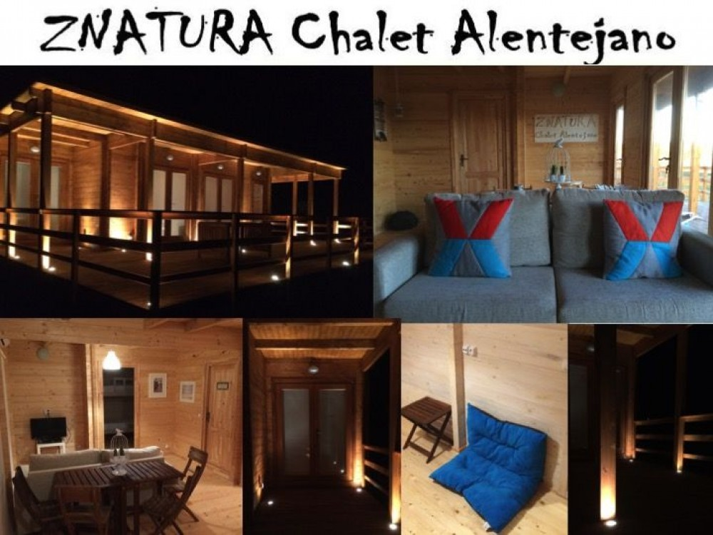 Zambujeira do Mar vacation rental with Znatura Chalet Alentejano