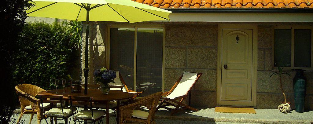 2 Bed Short Term Rental Villa Penafiel